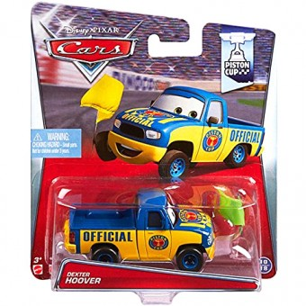 Cars 2 - Dexter Hoover