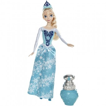 Papusa Royal Color Elsa - Frozen
