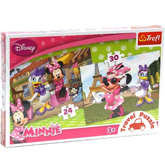 Puzzle 2 in 1 - Minnie