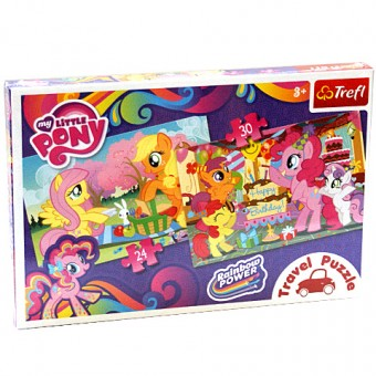 Puzzle 2 in 1 - My Little Pony