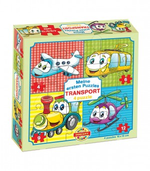 Set 4 puzzle - Transport