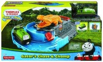 Set Gator's chase si chomp - Thomas Take-n-Play